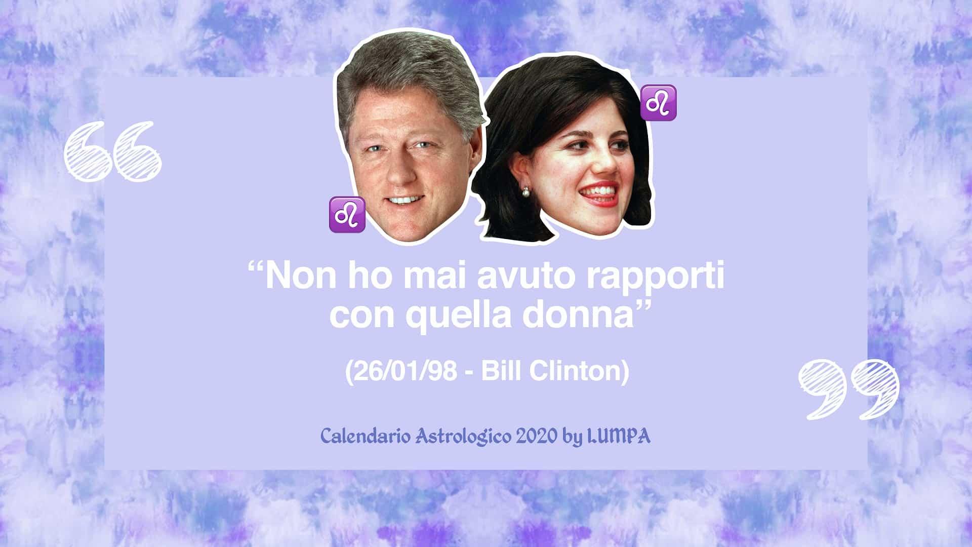 Calendario Astrologico 2020 by Lumpa
